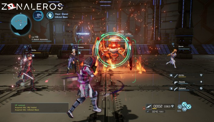 descargar Sword Art Online: Fatal Bullet Complete Edition