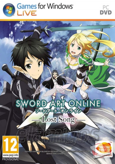 descargar Sword Art Online: Lost Song