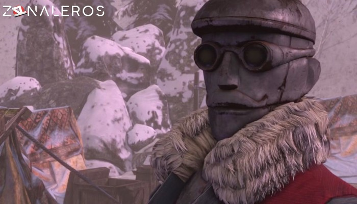 Syberia 3 Deluxe Edition gameplay