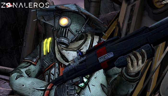 Tales from the Borderlands Complete Season por torrent