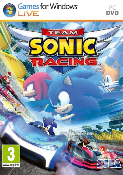 descargar Team Sonic Racing