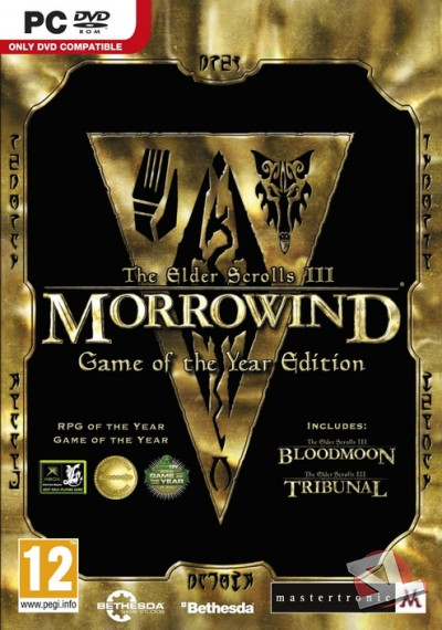 descargar The Elder Scrolls III: Morrowind GOTY