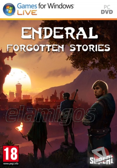 descargar The Elder Scrolls V Skyrim: Enderal Forgotten Stories