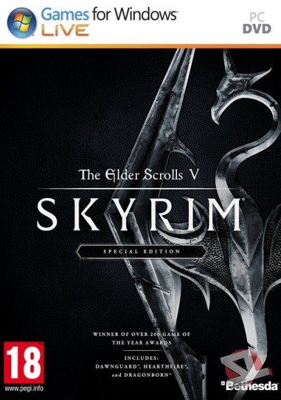 descargar The Elder Scrolls V: Skyrim - Special Edition