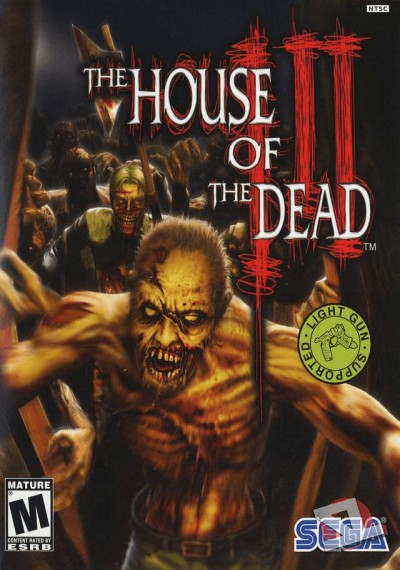 descargar The House of The Dead 3