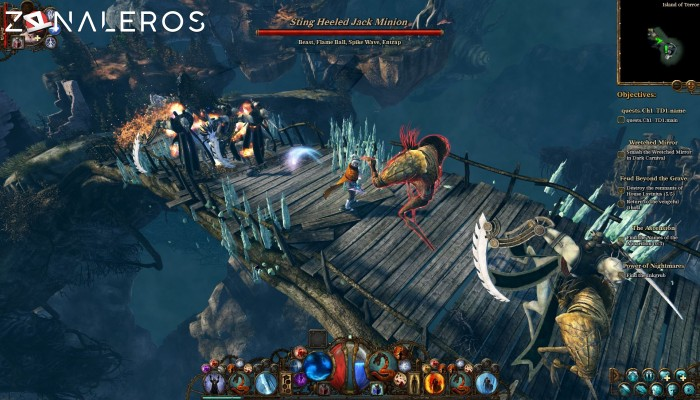 The Incredible Adventures of Van Helsing III gameplay