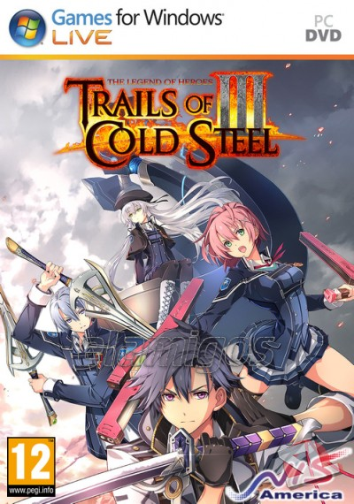 descargar The Legend of Heroes: Trails of Cold Steel III