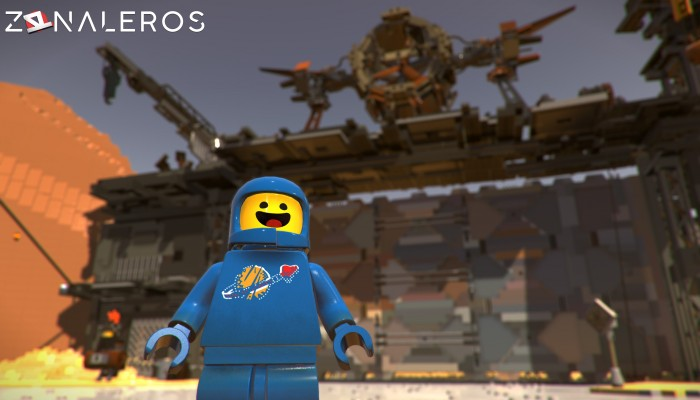 The LEGO Movie 2 Videogame gameplay