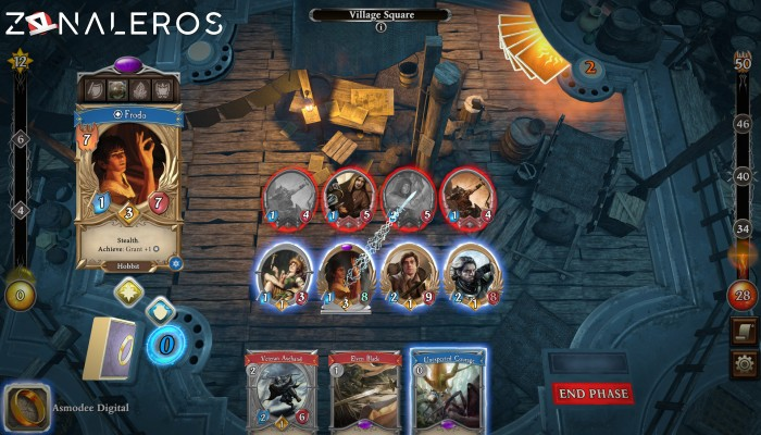 The Lord of the Rings: Adventure Card Game - Definitive Edition por mega