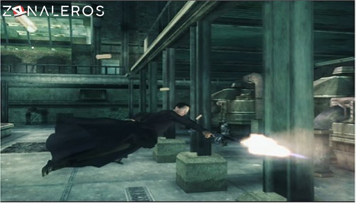 The Matrix: Path of Neo gameplay
