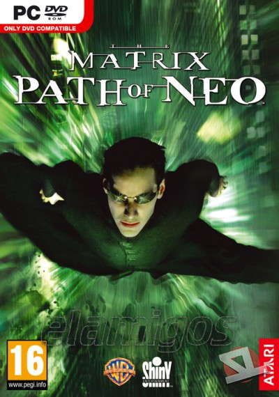 descargar The Matrix: Path of Neo