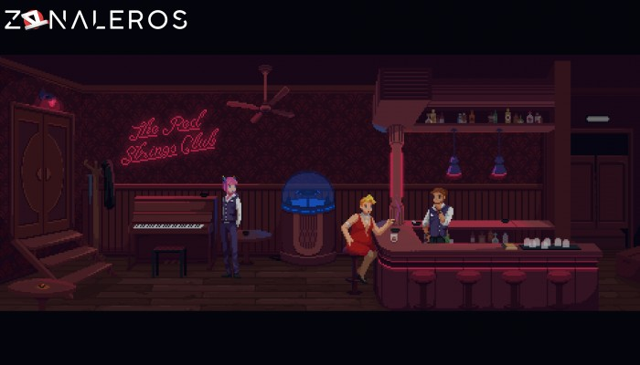 The Red Strings Club por torrent