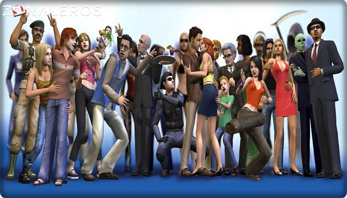 descargar The Sims 2