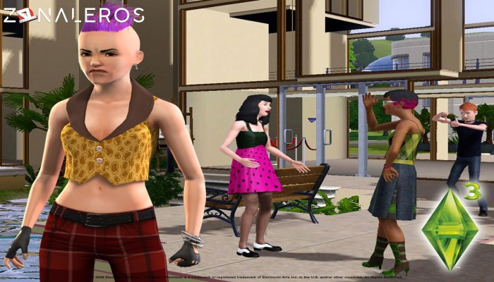 The Sims 3 Ultimate Collection gameplay