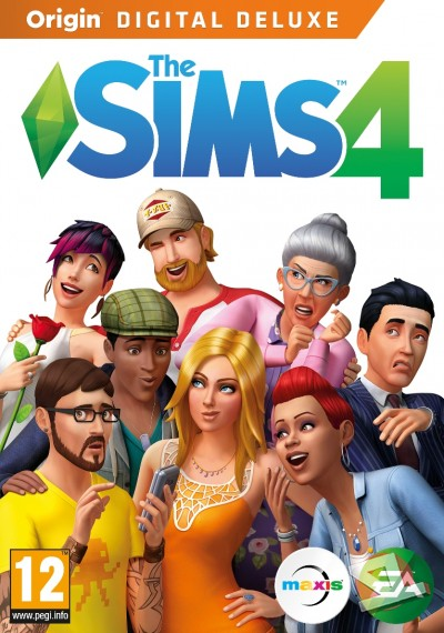 descargar The Sims 4 Digital Deluxe Edition