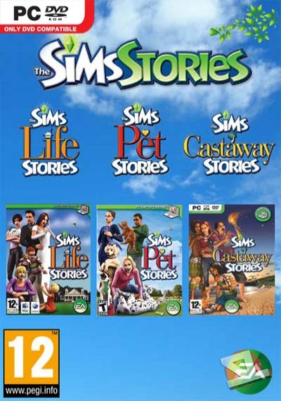 The Sims Stories Collection