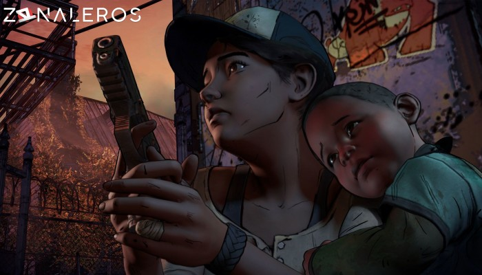The Walking Dead: A New Frontier Complete Season gameplay