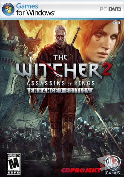 descargar The Witcher 2: Assassins of Kings Enhanced Editon
