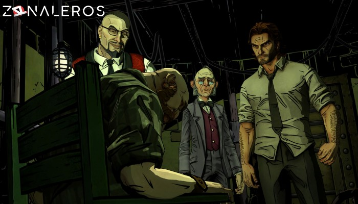 The Wolf Among Us Complete por torrent