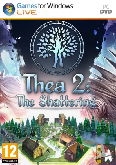 descargar Thea 2: The Shattering