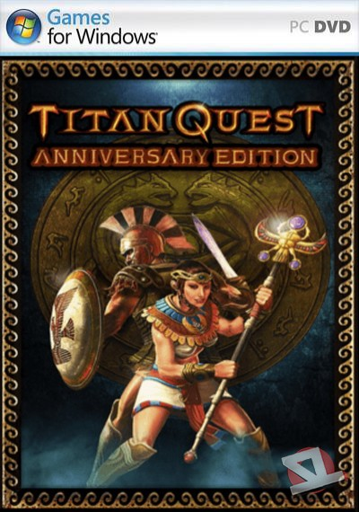 descargar Titan Quest Anniversary Edition
