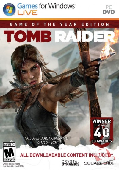 descargar Tomb Raider: Game of the Year Edition