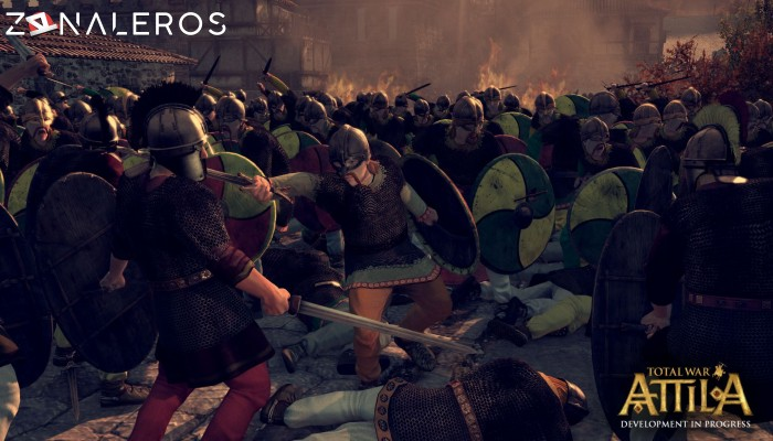 Total War: ATTILA por mega
