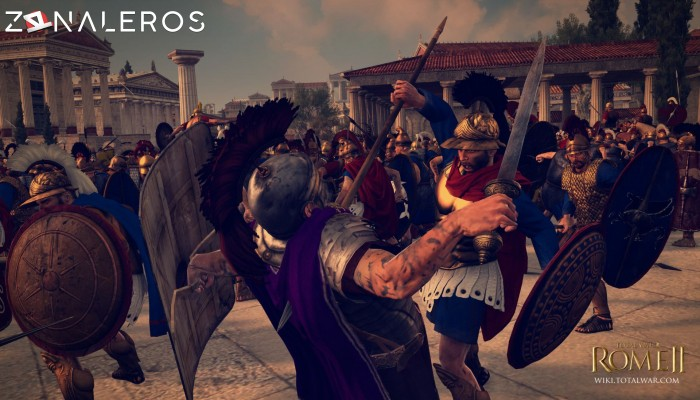 Total War: ROME II - Emperor Edition gameplay