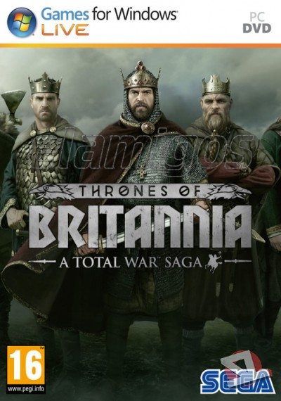descargar Total War Saga: Thrones of Britannia