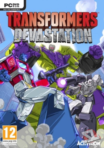 descargar Transformers: Devastation