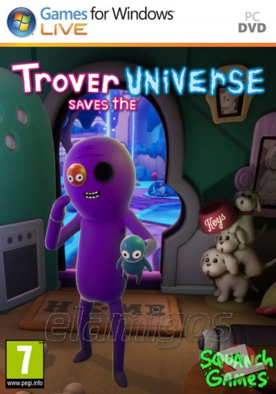 descargar Trover Saves the Universe