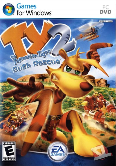 descargar TY the Tasmanian Tiger 2