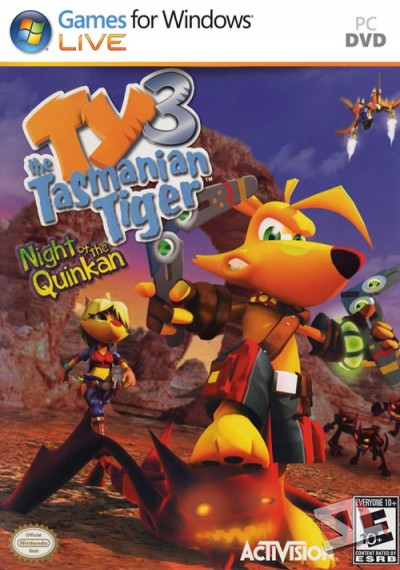 descargar TY the Tasmanian Tiger 3