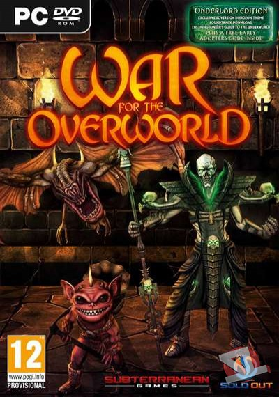 descargar War for the Overworld
