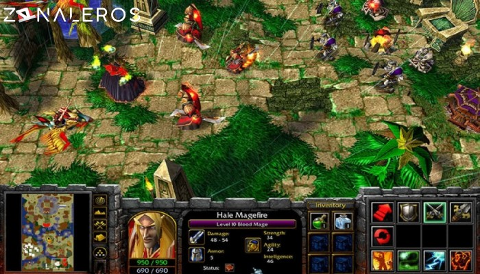 WarCraft III: Complete Edition gameplay
