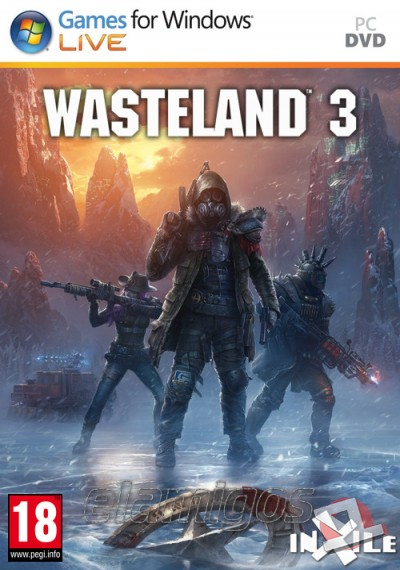 descargar Wasteland 3 Deluxe Edition