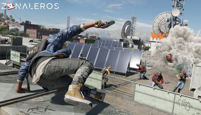 Watch Dogs 2 Deluxe Edition gameplay