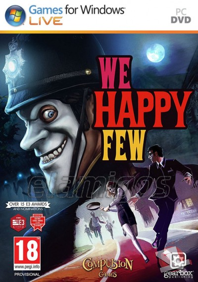 descargar We Happy Few