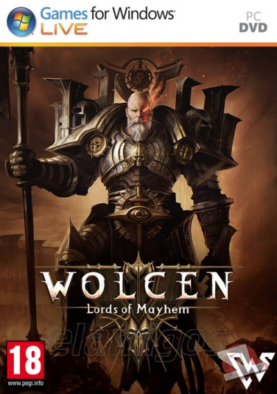 descargar Wolcen Lords of Mayhem