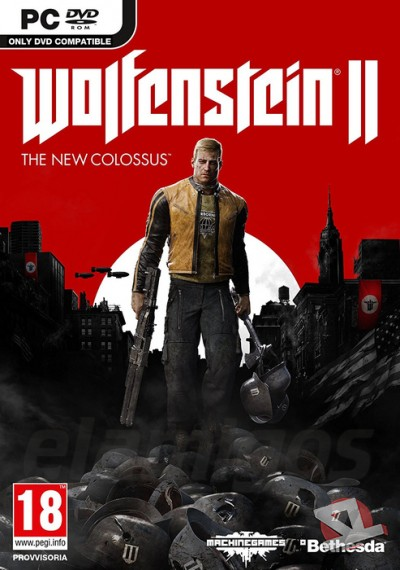 descargar Wolfenstein 2: The New Colossus