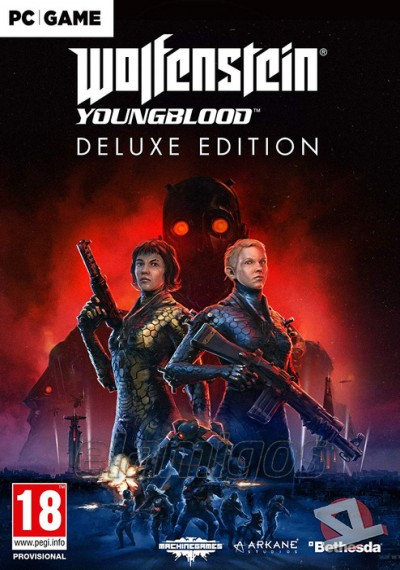 descargar Wolfenstein Youngblood Deluxe Edition