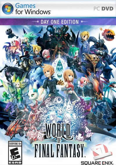 descargar World Of Final Fantasy