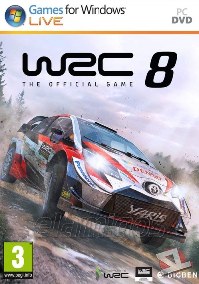 descargar WRC 8: FIA World Rally Championship