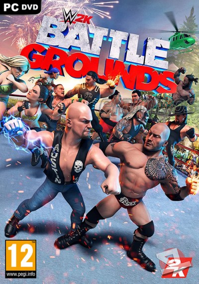 descargar WWE 2K Battlegrounds
