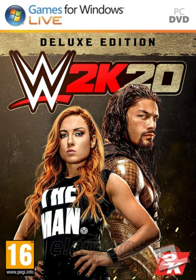 descargar WWE 2K20 Digital Deluxe Edition