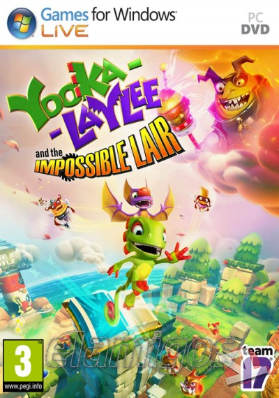 descargar Yooka-Laylee and the Impossible Lair