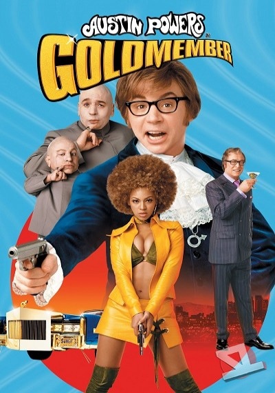 Austin Powers en Goldmember
