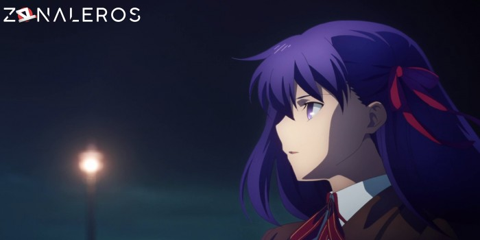 Fate/Stay Night: Heaven's Feel - I. Presage Flower gratis