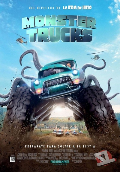 ver Monster Trucks