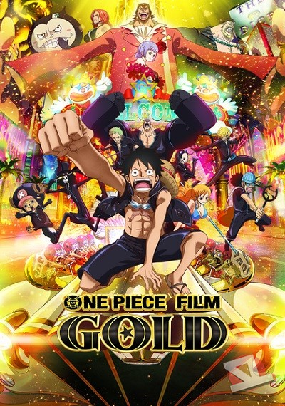 ver One Piece Film: Gold